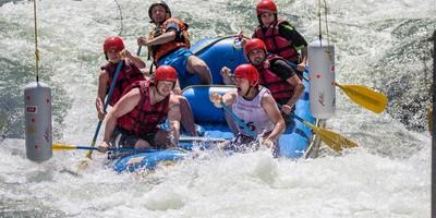 Augsburger Rafting Challenge 2017