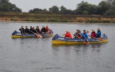 Deutscher Naturschutztag Im Kanu