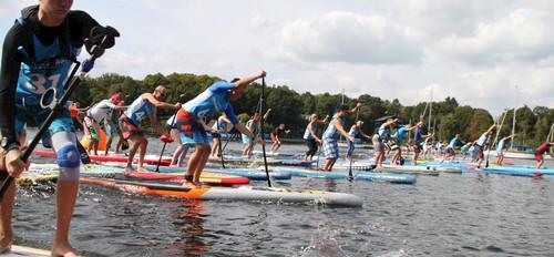 Internationale Berliner SUP Meisterschaft 2018