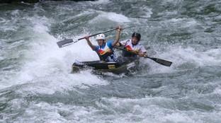 Viel Edelmetall zum Abschluss der U23 & Junioren Wildwasser-WM