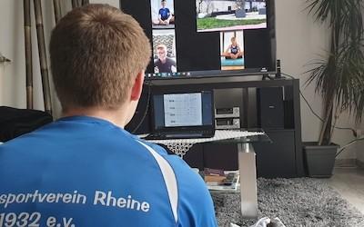 Training via Skype