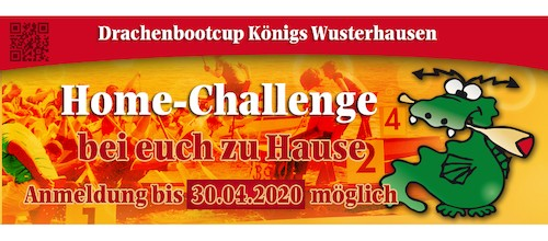 Home-Challenge für alle Teams