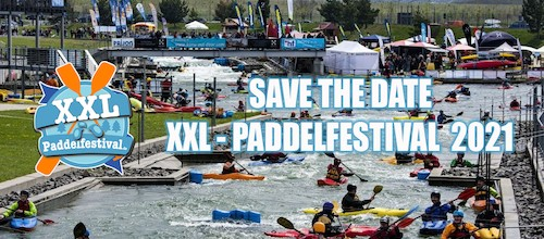 XXL-Paddelfestival 2021 – Save the Date!