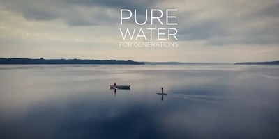 Pure Water Awareness Day am 30. August 2020