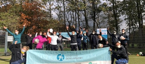 Sport for Development Training (S4DT) 2020 in Duisburg/Wedau