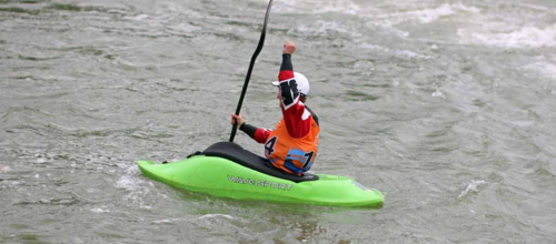 1. Canoe Freestyle Online Games