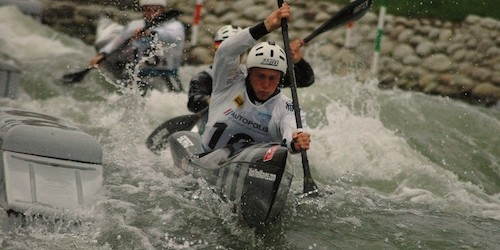 Sprint Weltmeisterschaft in Bratislava